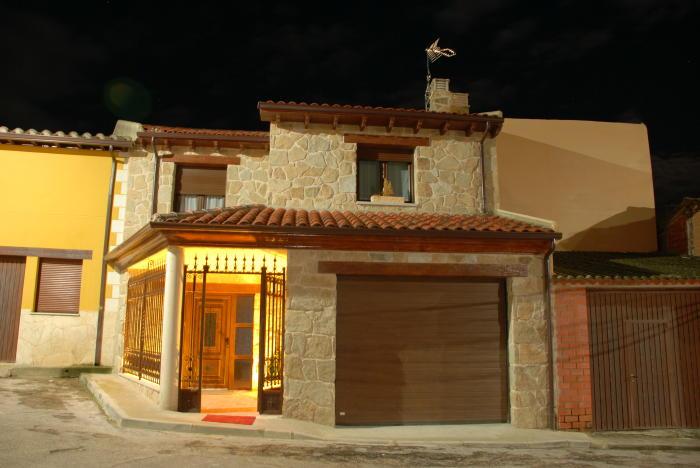 Fachadas de Casas Decoradas Con Piedras Con Una Fachada de Piedra